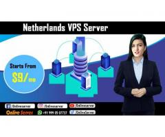 Netherlands VPS Server Hosting – Onlive Server