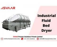 Fluid Bed Dryers - Manufacturers, Suppliers & Exporters
