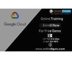 Google Cloud Architect Online Training In Hyderabad