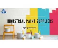 Leading Industrial Paint Suppliers & Manufacturers