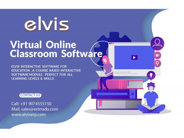 Virtual Learning Software Integrated with Learning Management Software