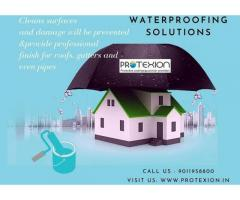 Waterproofing Solutions for Exterior Surface