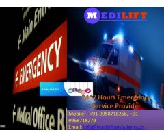 Low-Budget Ambulance Service in Samastipur with Medical Facility