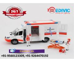 Choose Very Reputed Medical Care by Medivic Ambulance Service in Ranchi