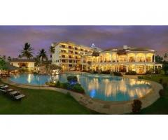 5 star deluxe resort in Goa