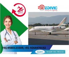 Use Perfect ICU Solution by Medivic Air Ambulance Service in Guwahati