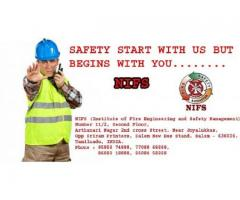 Diploma in Industrial safety in Mettur
