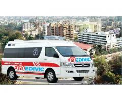Medivic Road Ambulance in Ranchi- Emergency Case Solved