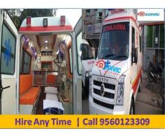 Ambulance Service in Bokaro Provided By Medivic in Local Area