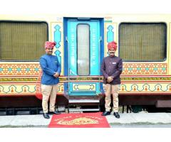 Wonderful Journey to India by Palace on Wheels Train