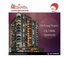 Feast your eyes on Trivandrum's finest lifestyle hub with Sun Medanta