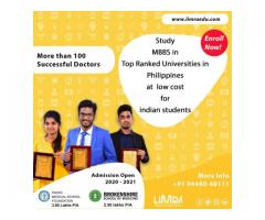 mbbs abroad admission