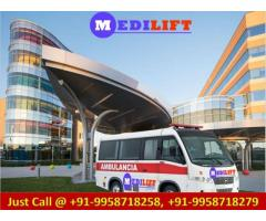 Find the Fastest Ambulance Service in Punaichak by Medilift