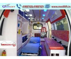Get Hi-Tech Medical Facility Ambulance Service in Kidwaipuri