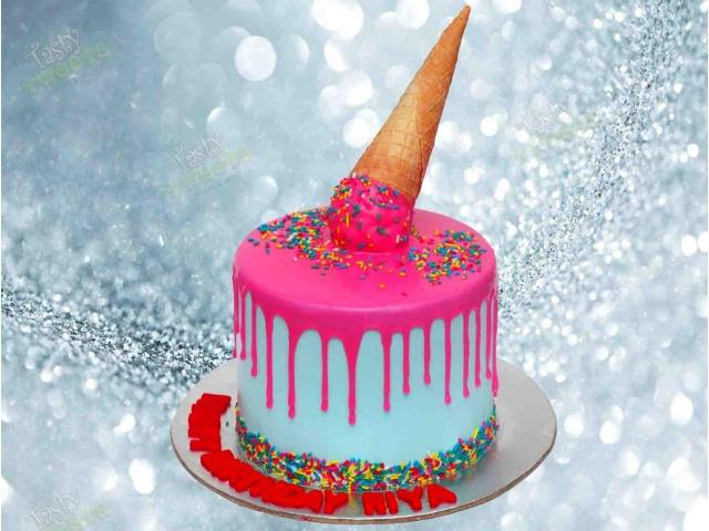 Send cakes online to India