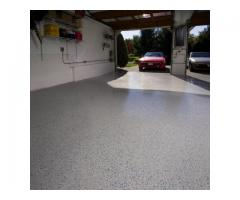 Epoxy Anti-slip pain for parking and sports floors.