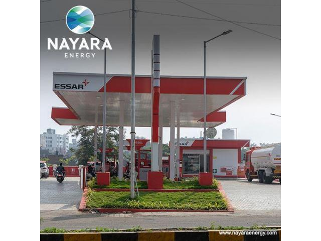 Dealership for Petrol Pump - Nayara Energy