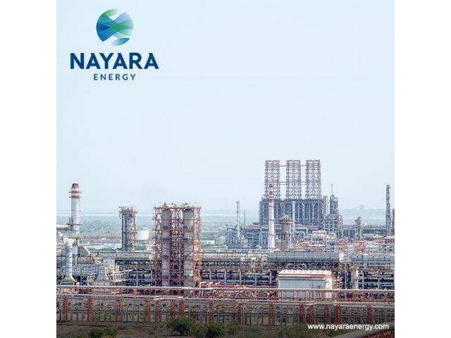 Oil Refineries in India - Nayara Energy
