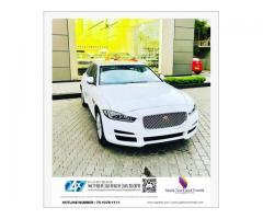 Wedding Cars Jaguar for Rent in Trivandrum, Kerala