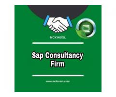 sap consultancy firm