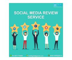 Which is the best company for social media review service