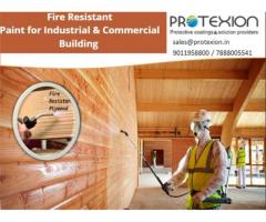 Get Professional Fire Resistant Paint for Commercial & Industrial Buildings