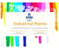 Top Industrial Paint Manufacturer & Supplier in India