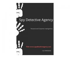Why Spy Detective Agency is best amongst all investigation agencies?