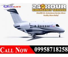 Medilift Air Ambulance in Mumbai and Bangalore – Dedicated Patient Transportation