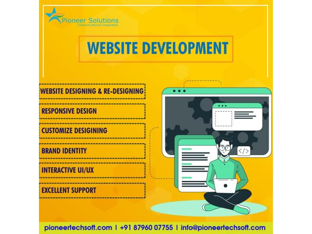 Best Website Design and Development Company in Pune