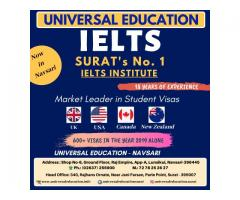 VISA Processing for Study Abroad and Best IELTS, GRE & SAT Coaching Classes