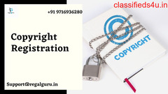 Step by Step Process to File Copyright Registration in India
