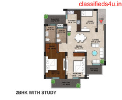 2BHK and 3BHK Apartments in Mohali