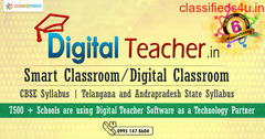 Smart Class is an Innovation for the Education System | Digital Teacher