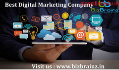 Best Digital Marketing Company - Bizbrainz Tech Pvt Ltd.