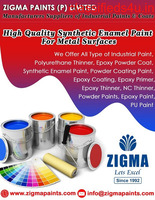 Synthetic Enamel Paint Solution