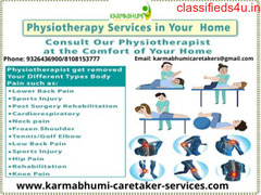 Physiotherapy Care services in Mumbai