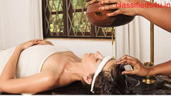 Takradhara oil massage Treatment In Delhi
