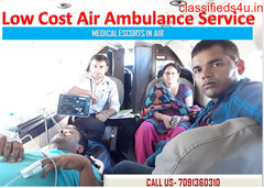 Now King Air Ambulance in Bangalore with ICU Setup