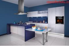 Sleek wardrobes and modular kitchen designers in Kochi