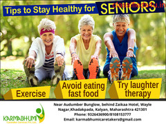 Health Care Tips for Senior Citizens