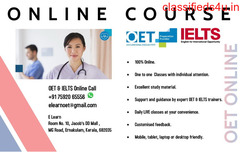 OET IELTS ONLINE PREPARATION PROGRAMS