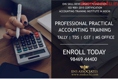 Best Accounts Online Training in Kochi | ENS Associates Pvt.Ltd