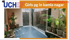 Girls PG in Kamla Nagar by UCH