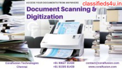 Document Scanning and Document Digitization Service Provider