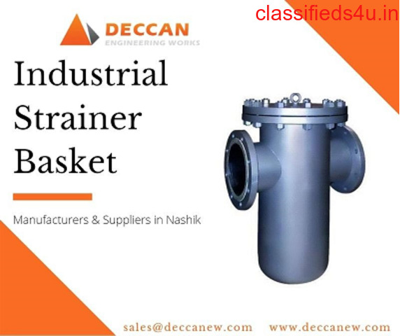 Professional Strainer Basket Suppliers in India