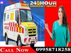 Use Medilift Ambulance Service in Tatanagar at the Reasonable Budget