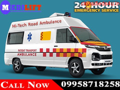 Medilift provides the Best and Cost Efficient Ambulance Service in Darbhanga