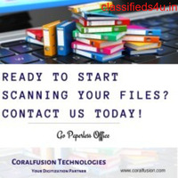 Document Scanning and Document Digitization