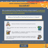 Entry Strategy for business coming to Gujarat